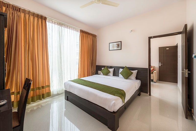Budget service apartments in Bangalore for long stay!
